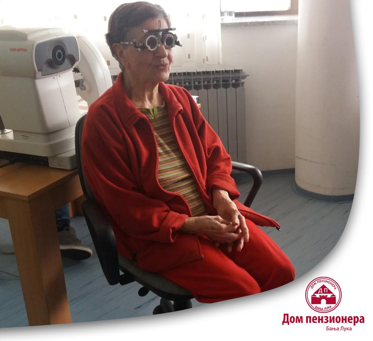 Besplatni oftalmološki pregledi