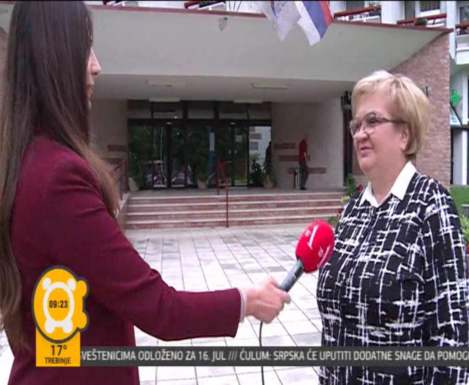 Direktorica Gordana Lihović o trenutnom stanju u Domu penzionera