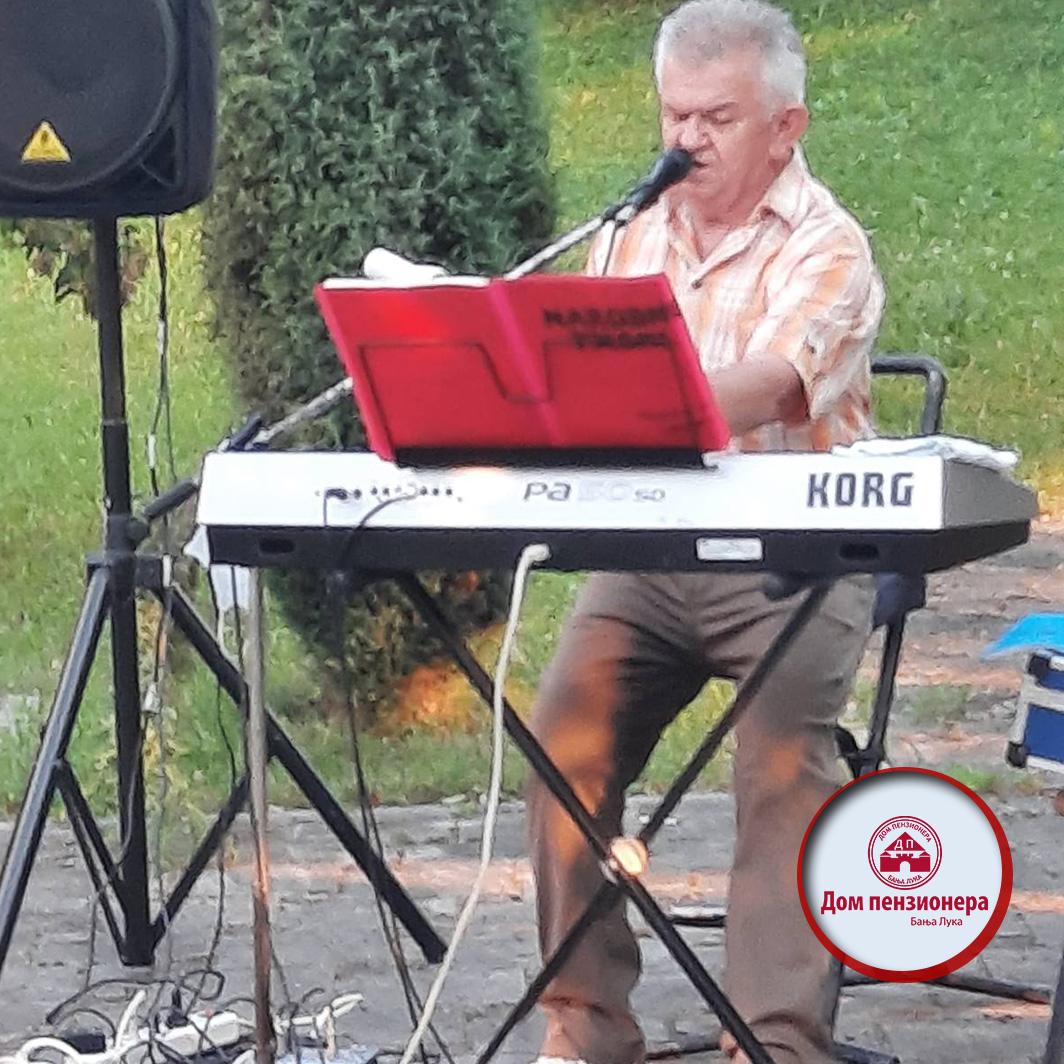 Muzika i pjesma u našem Domu